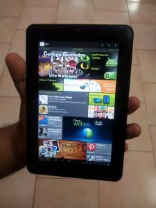 Onda v712 Google Play